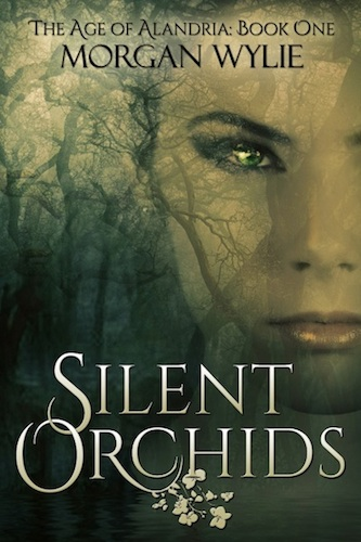 Morgan Wylie Silent Orchids Cover
