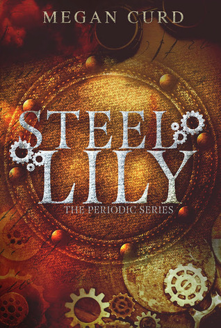 Steel Lily Megan Curd Cover