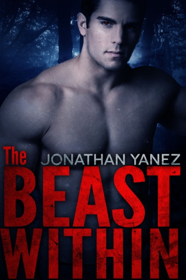 The Beast Within Cover Jonathan Yanez