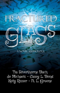 Fractured Glass Cover
